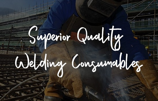 Superior Quality Welding Consumables